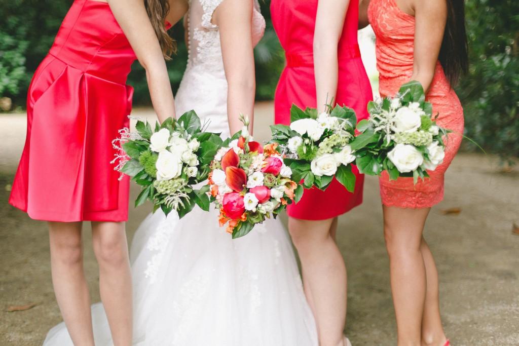Bouquet mariee fleurodet